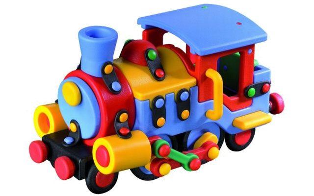 Mic o mic - Velká lokomotiva