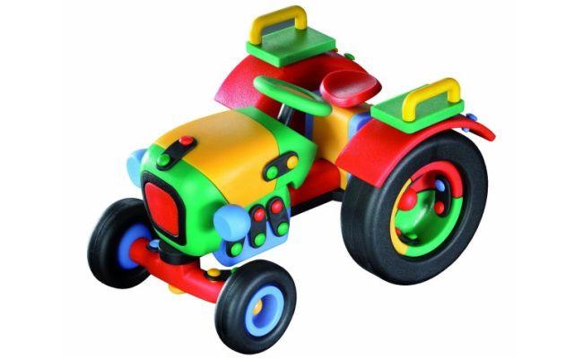 Mic-o-mic Velký Traktor