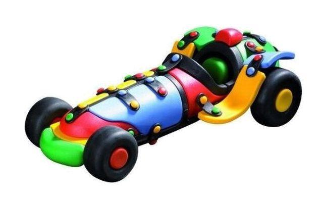 Mic-o-mic Závodní auto