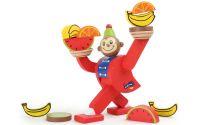 Cirkusová opička balanční hra