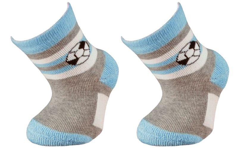 Trepon Dětské bavlněné ponožky MÍČEK Velikost 13-15