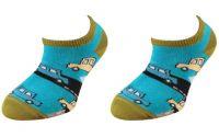 Dětské bavlněné ponožky PORSIK