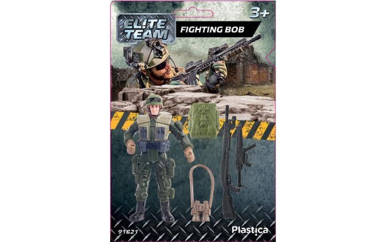 Plastica Fighting Bob