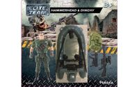 Hammerhead & Dinghy