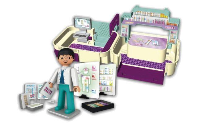 Efko IGRÁČEK Lékárník s lékárnou a doplňky