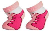 Kojenecké termo ponožky LUMPÍK - růžové