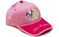 """Letní kšiltovka """"Princess"""" růžová"""