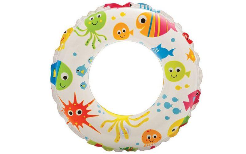 Nafukovací kruh Mořská zvířátka 51 cm