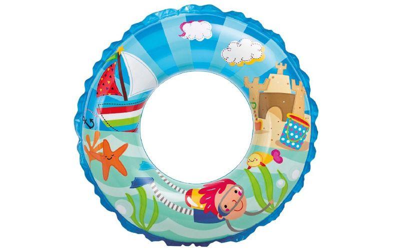 Nafukovací kruh Potápěč 61 cm
