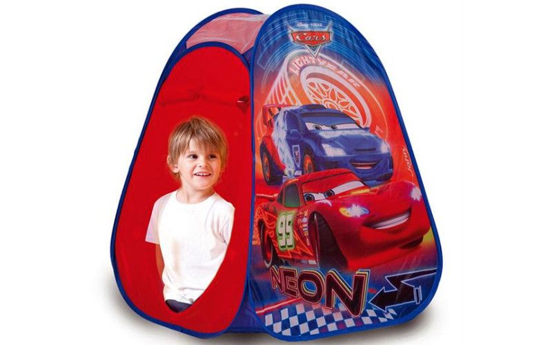 Disney POP UP stan Cars 75x75x90cm