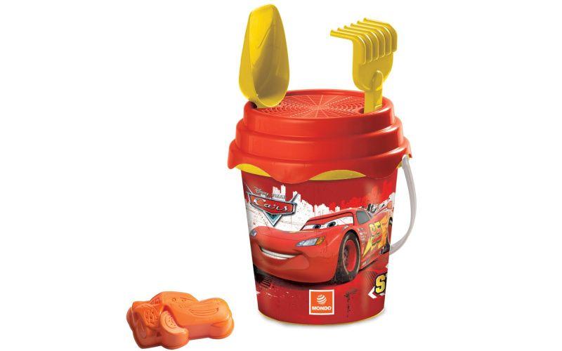 Disney Sada na písek Cars, 5 dílů