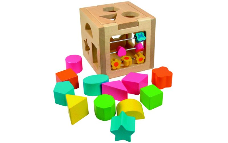 Vkládací krabička s počítadlem
