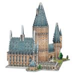 3D puzzle Harry Potter Bradavice Velká síň 850 dílků