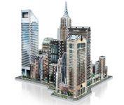 3D puzzle New York Midtown East 875 dílků