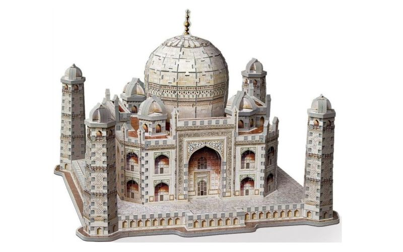 Wrebbit 3D puzzle Taj Mahal 950 dílků