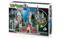 3D puzzle Zámek Neuschwanstein 890 dílků