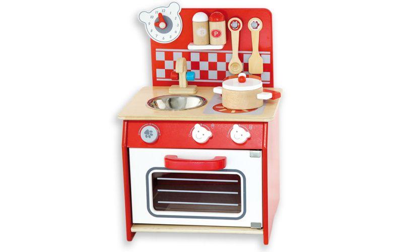 Andreu Toys Dětská kuchyňka Medvídek