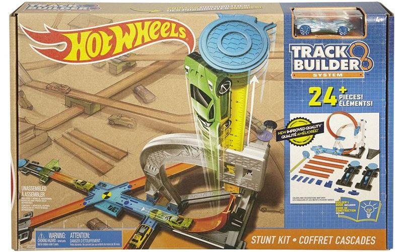 Mattel Hot Wheels Dráha pro lišácké kousky