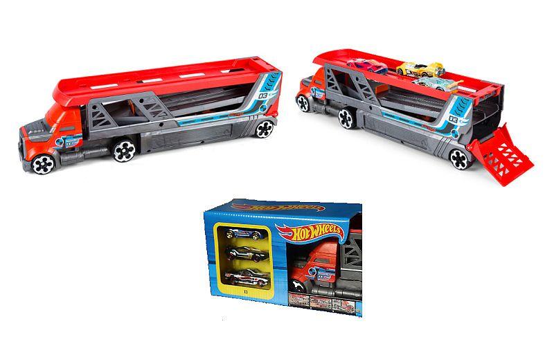 Mattel Hot Wheels nákladní kamion