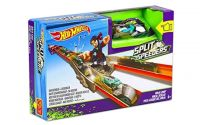 Hot Wheels Split speeders dráha s ninjou