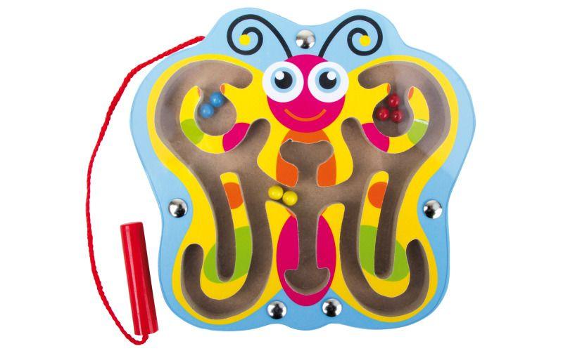 Kuličkový labyrint Motýl