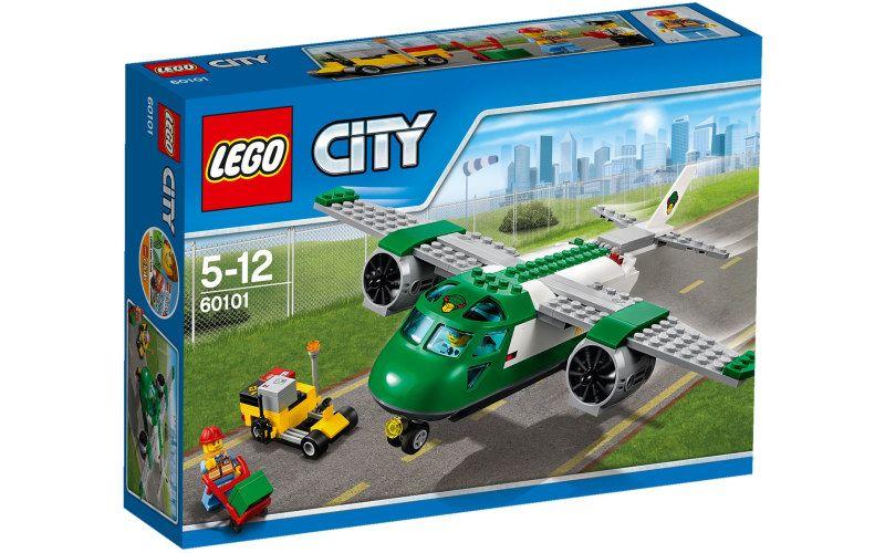 Lego LEGO City 60101 Nákladní letadlo