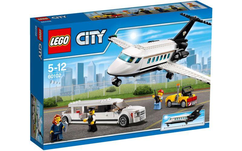 Lego LEGO City 60102 VIP servis