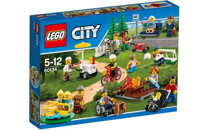 Lego LEGO City 60134 Zábava v parku lidé z města
