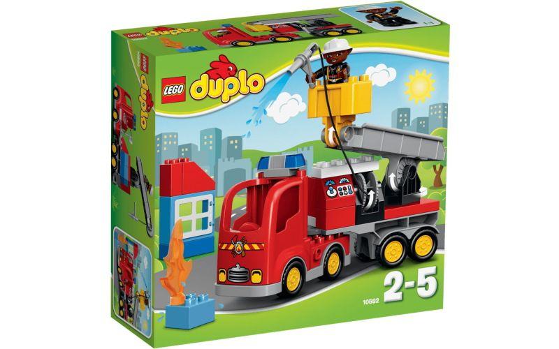Lego LEGO DUPLO 10592 Hasičské auto
