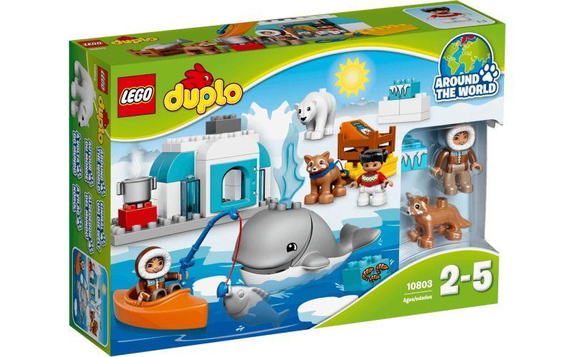 Lego LEGO DUPLO 10803 Arktida