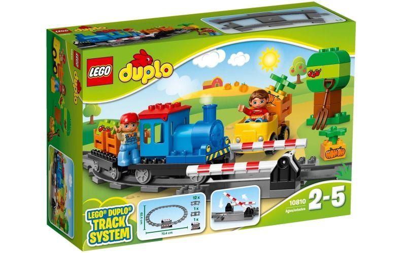 Lego LEGO DUPLO 10810 vláček s přejezdem