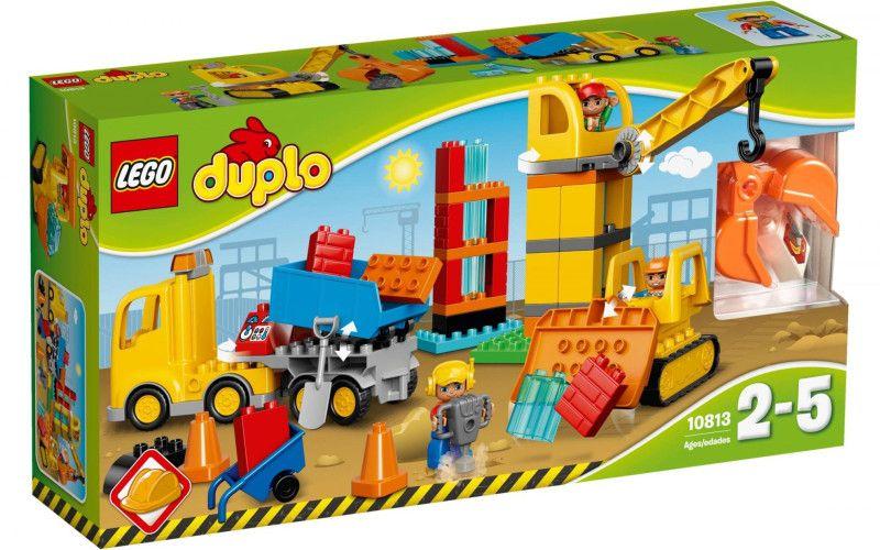 Lego LEGO Duplo 10813 velká městská stavba