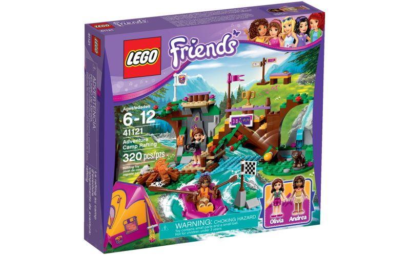 Lego LEGO Friends 41121 jízda na divoké vodě