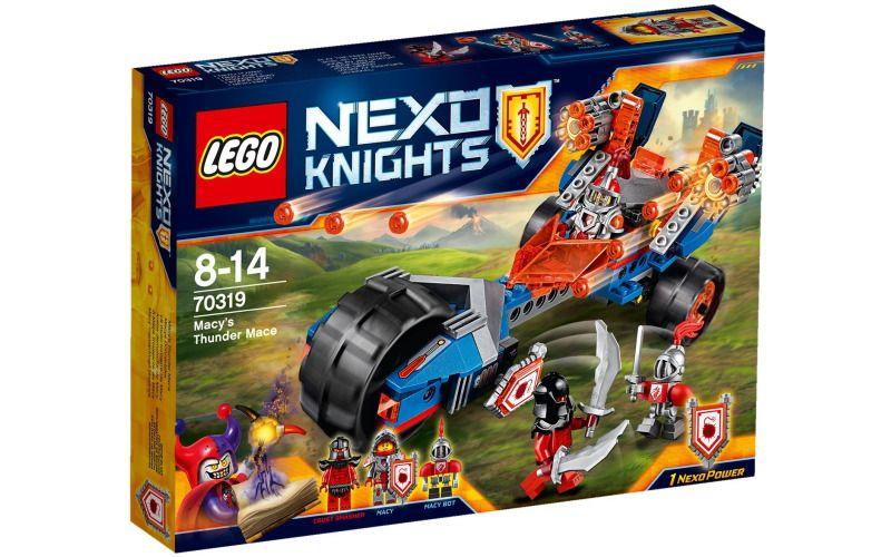 Lego LEGO Nexo Knights 70319 Macyin hromový palcát