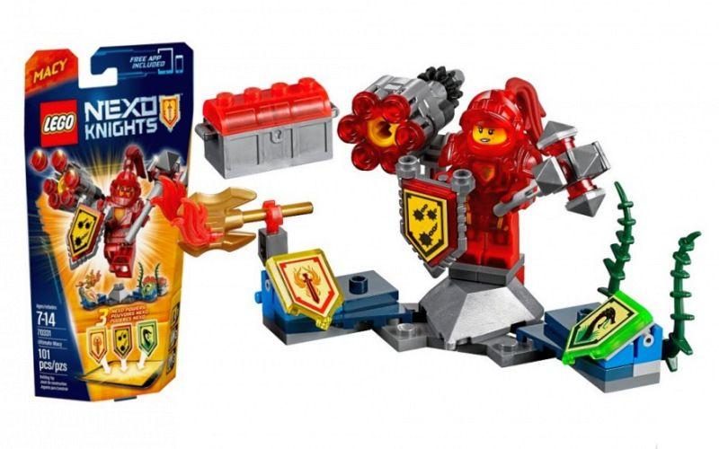 Lego LEGO Nexo Knights 70331 Úžasná Macy
