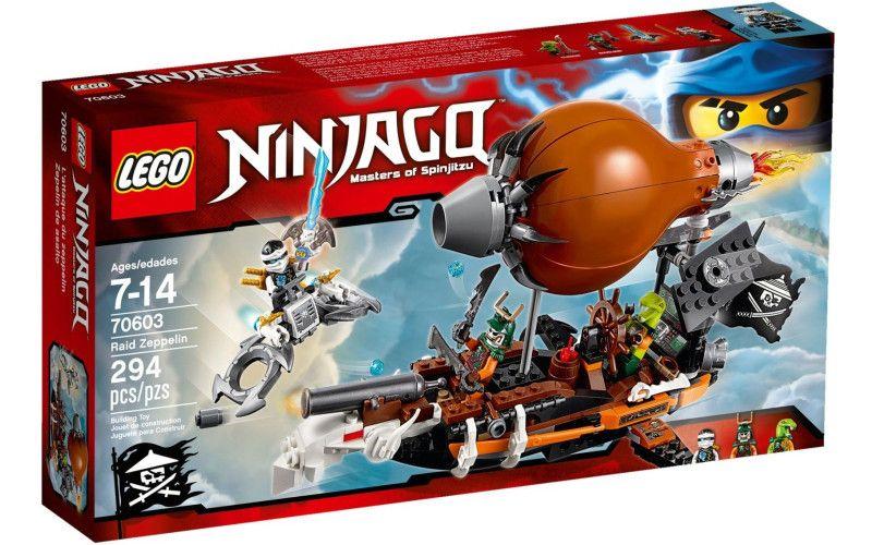 Lego LEGO Ninjago 70603 Útočná vzducholoď