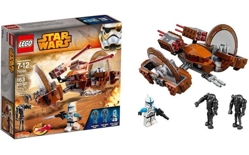 Lego LEGO Star Wars 75085 Hailfire Droid