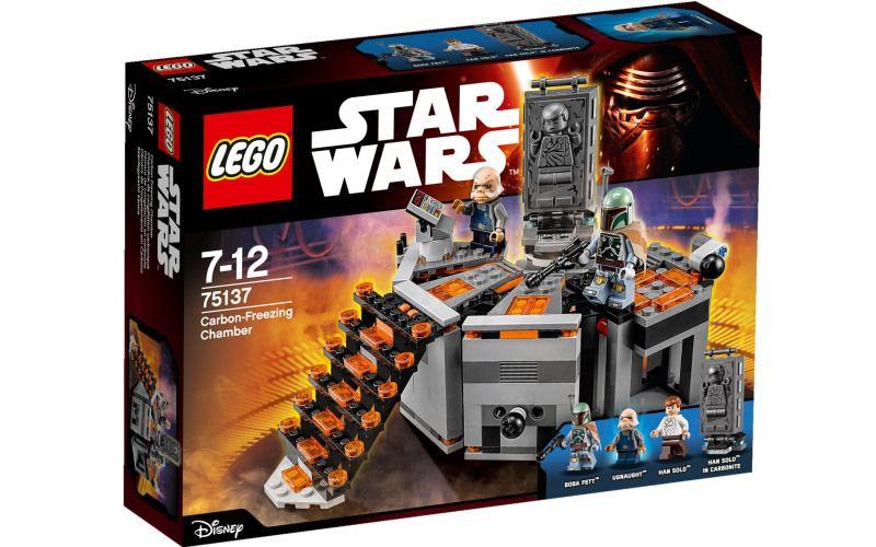 Lego LEGO Star Wars 75137 Karbonová mrazící komora