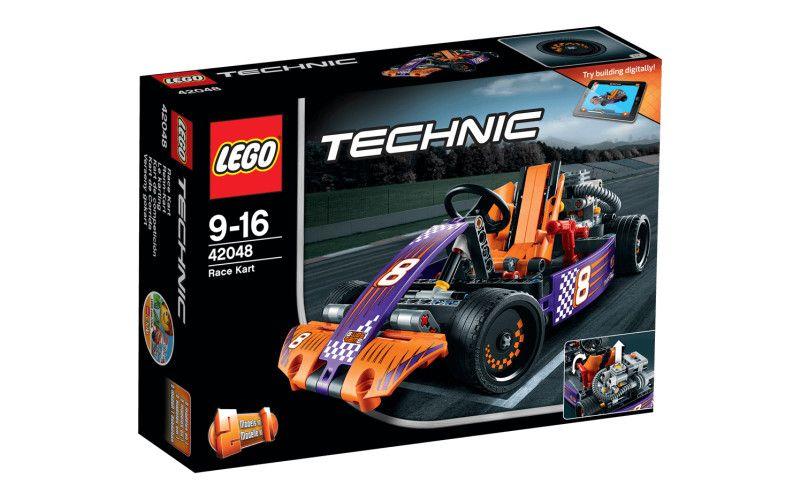 Lego LEGO Technic 42048 Závodní autokára