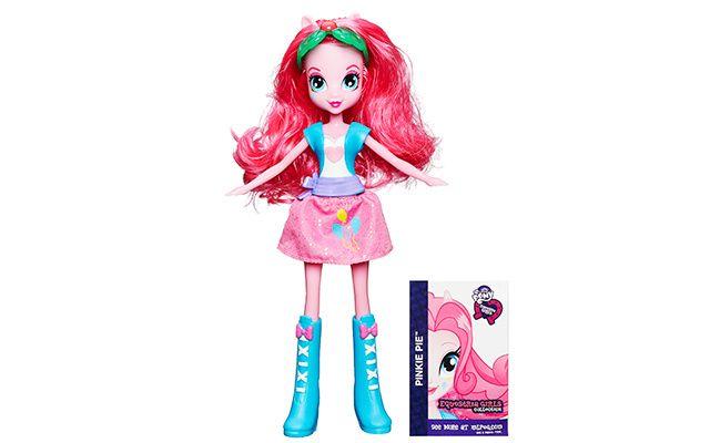Hasbro My Little Pony Equestria Girls Panenka na každý den Pinkie Pie