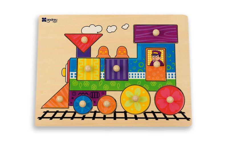 Puzzle Vlak