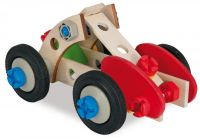 Constructor Racer, 3 modely