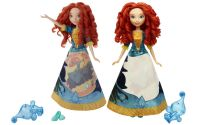 Disney Princess Merida s vybarvovací sukní
