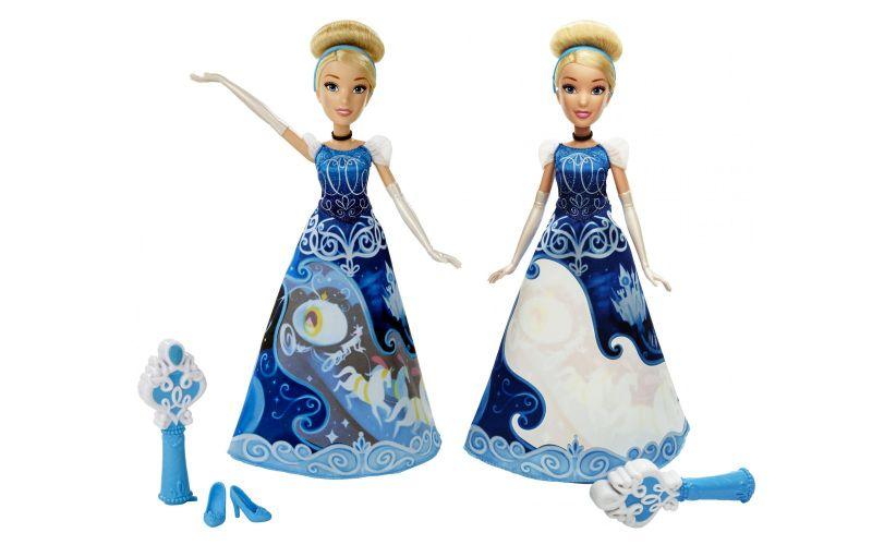 Hasbro Disney Princess Popelka s vybarvovací sukní