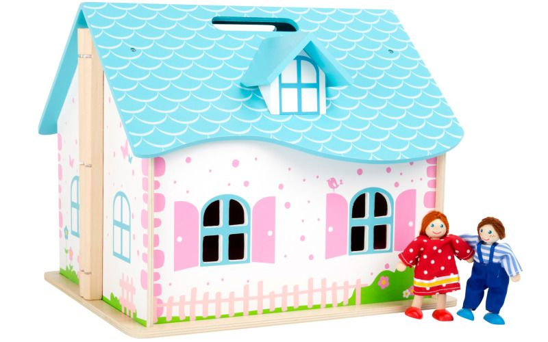 Legler Domeček pro panenky Romance