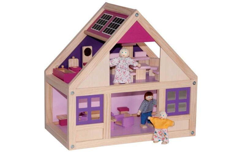 Woody Domeček s příslušenstvím Trendy - poškozený obal