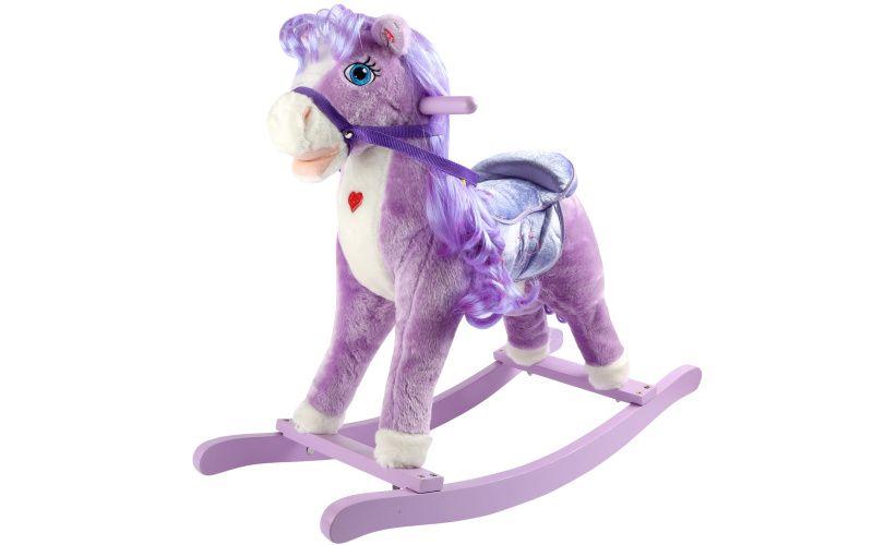 Legler Houpací kůň - Purpurový pony