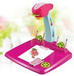 Hračka G21 Kreslící projektor růžový