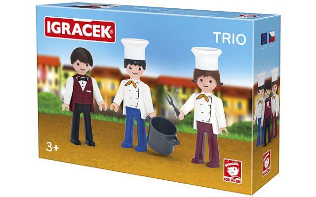 Igráček TRIO Vaříme