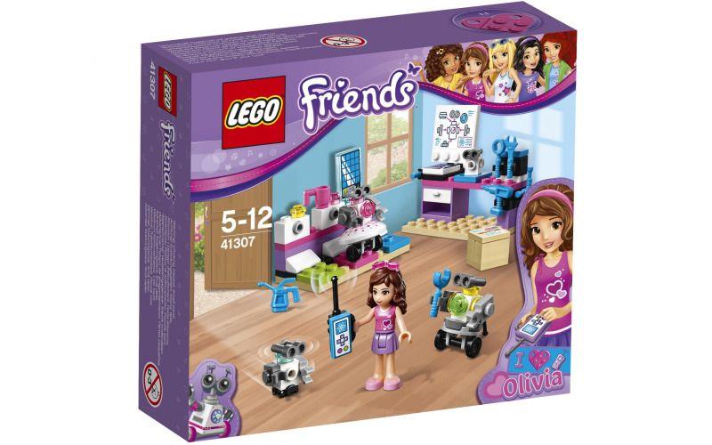 Lego LEGO Friends 41307 Olivia a tvůrčí laboratoř